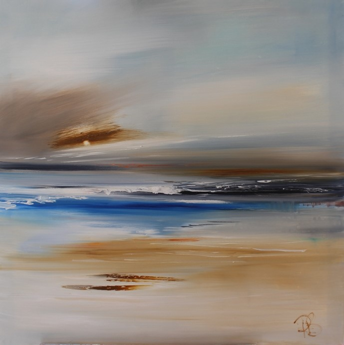 'At First Light' by artist Rosanne Barr
