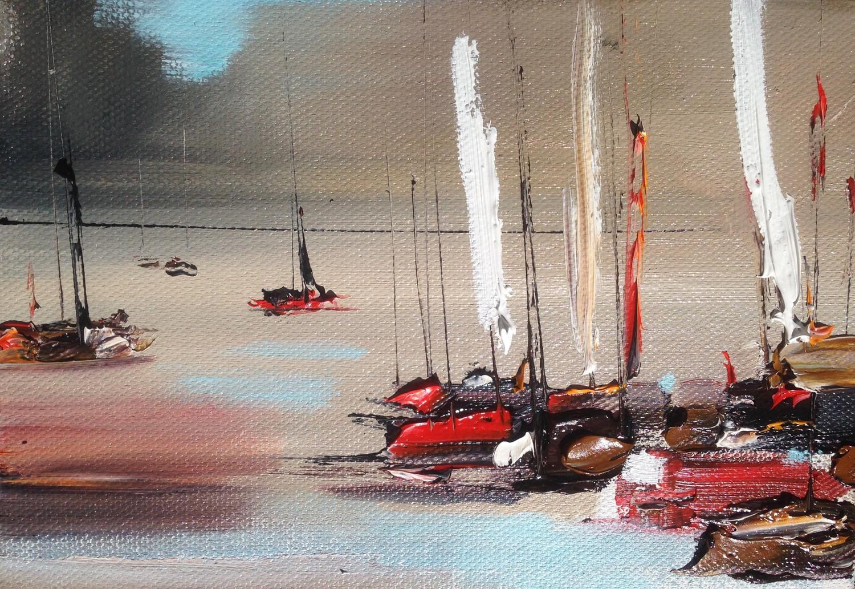 'Adrift' by artist Rosanne Barr
