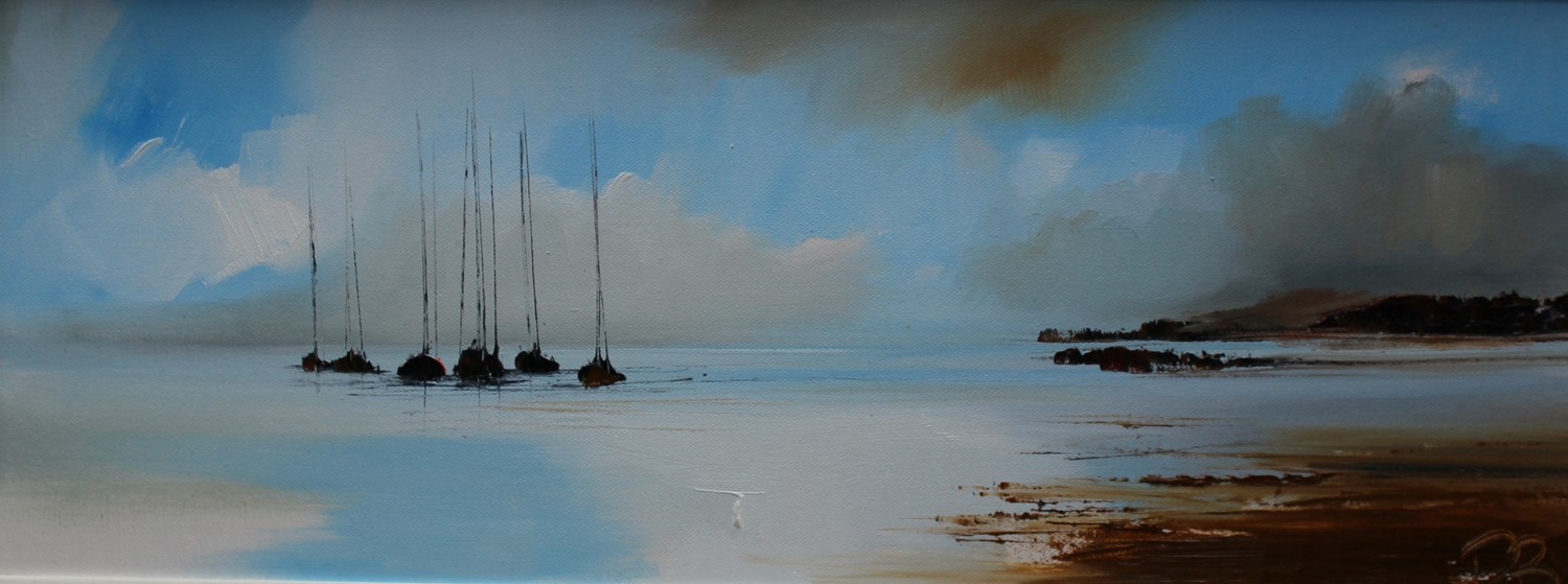 'Sunshine and Sailing!' by artist Rosanne Barr
