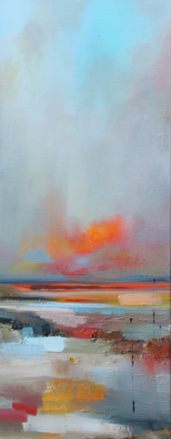 'Patches of light and colour' by artist Rosanne Barr