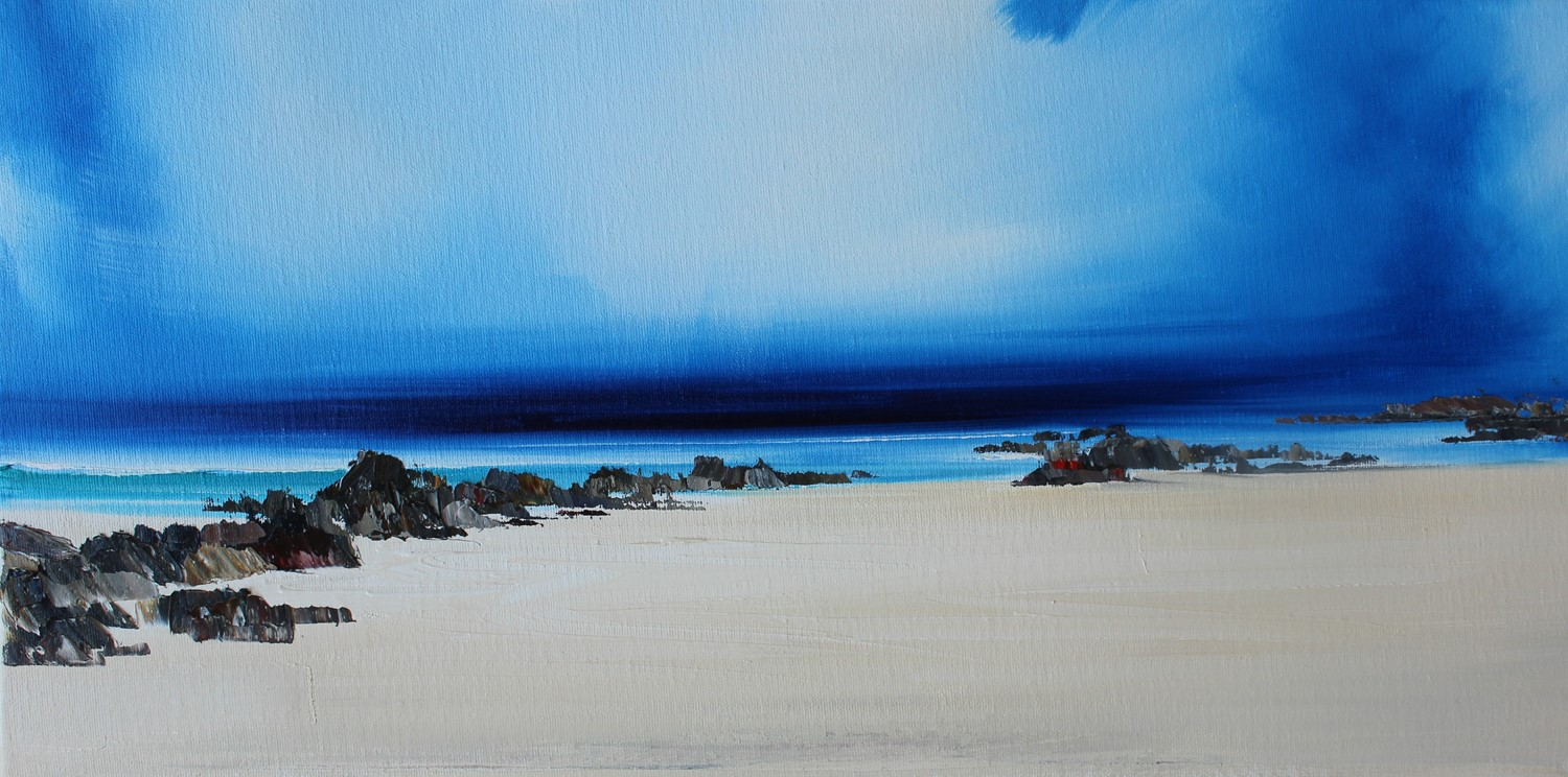 'Reminded of the West Coast' by artist Rosanne Barr