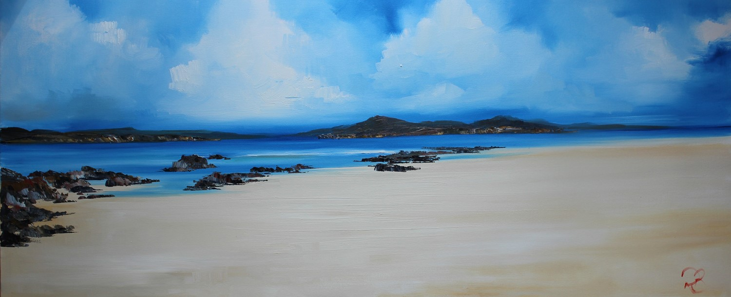 'Sand and Shore' by artist Rosanne Barr