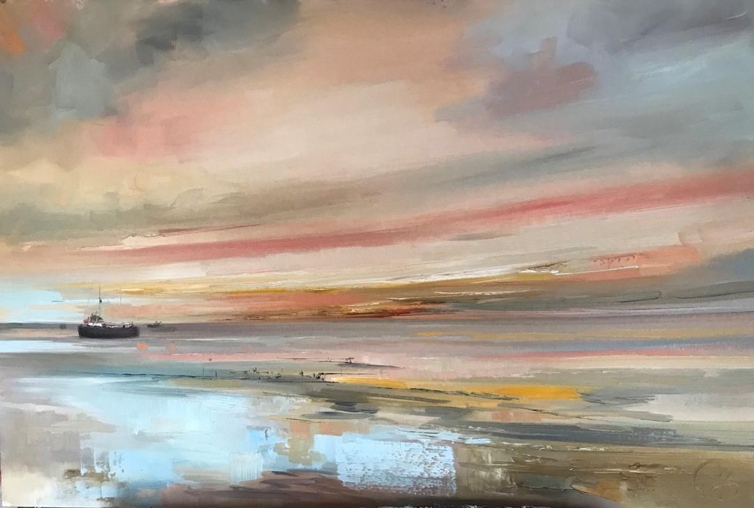 'Fishing trip' by artist Rosanne Barr
