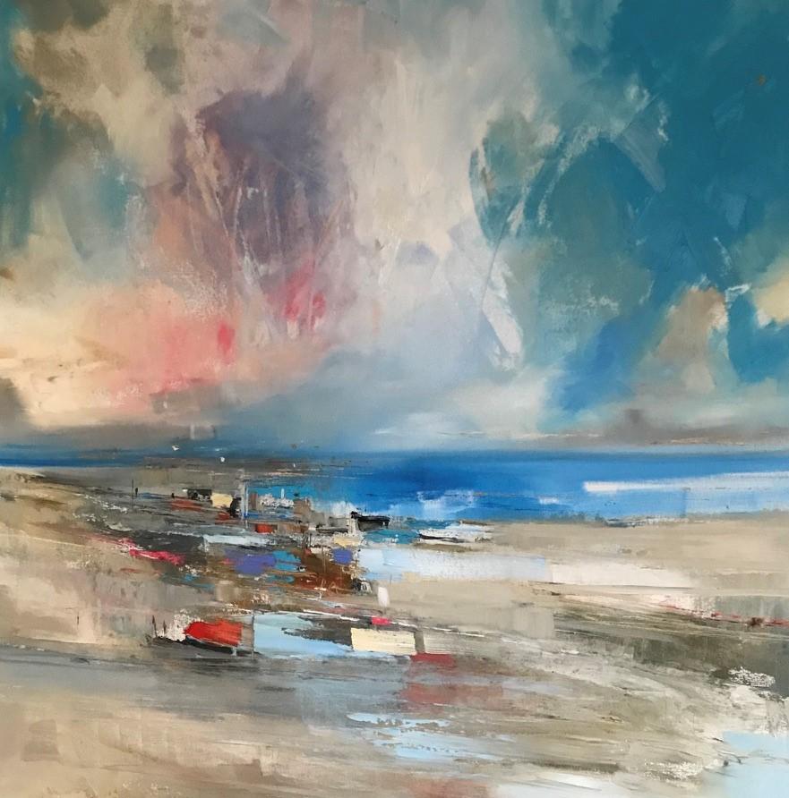 'Wilder Weather' by artist Rosanne Barr