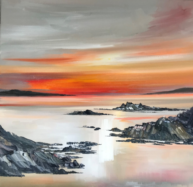 'A Scottish paradise' by artist Rosanne Barr