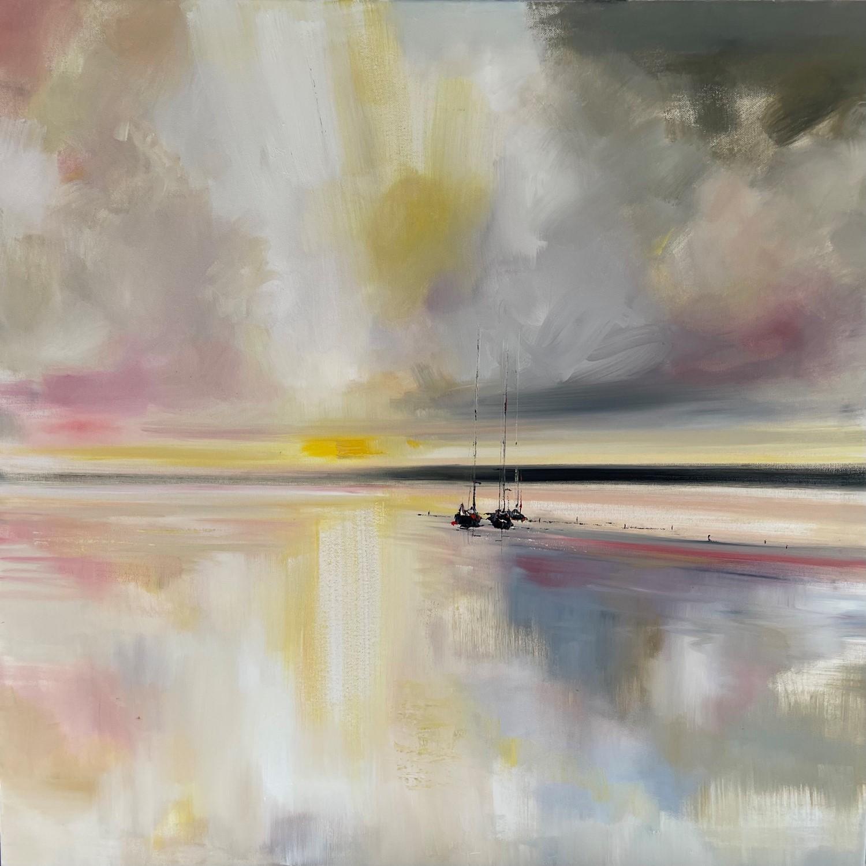 'Streak of Light ' by artist Rosanne Barr