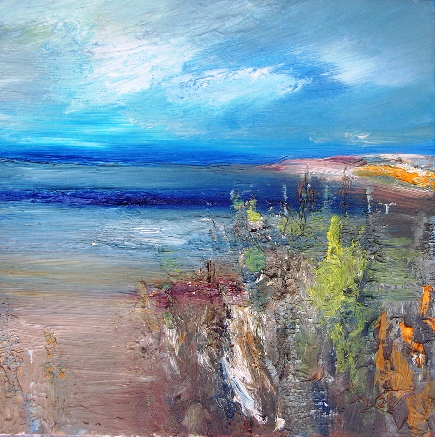 'Coastal Winds' by artist Rosanne Barr