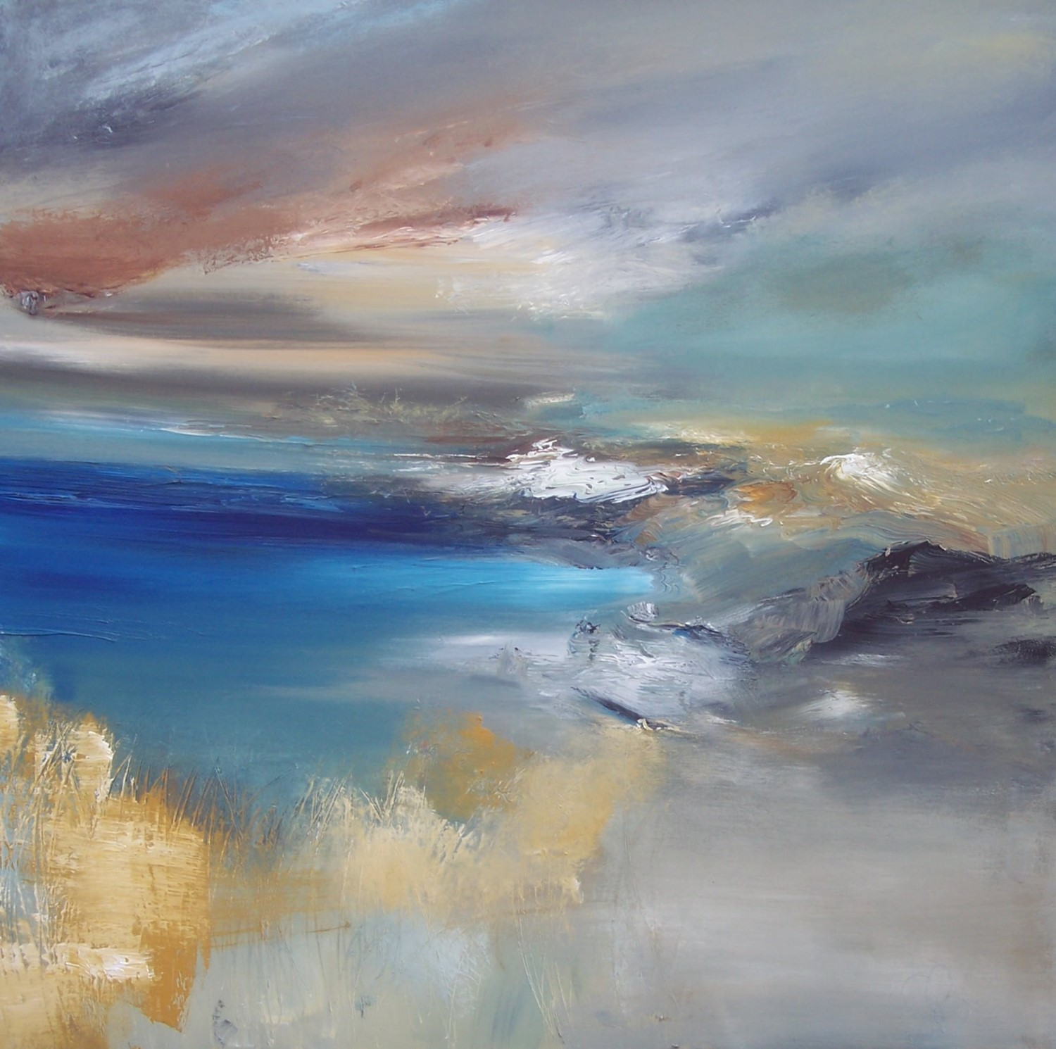 'Cove Bay' by artist Rosanne Barr