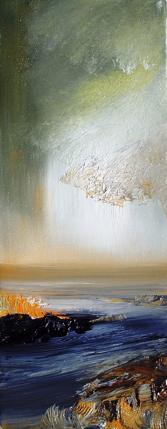 'Flowing Tides' by artist Rosanne Barr
