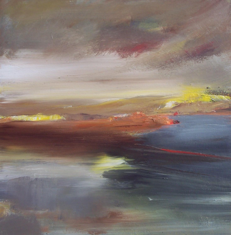 'Lochlands' by artist Rosanne Barr