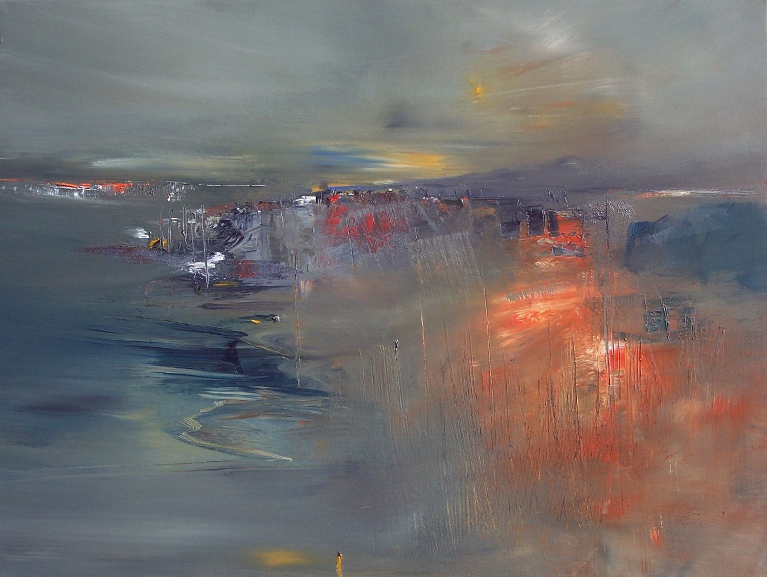 'Northern Port' by artist Rosanne Barr