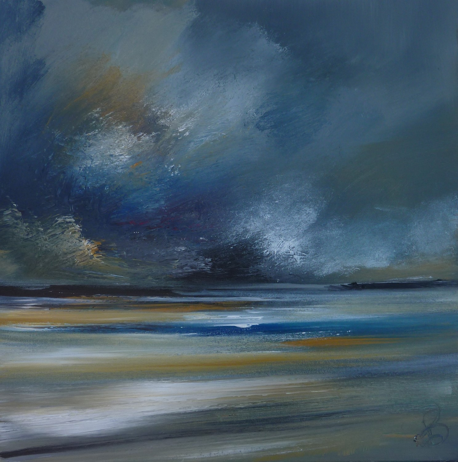 'Night Light' by artist Rosanne Barr