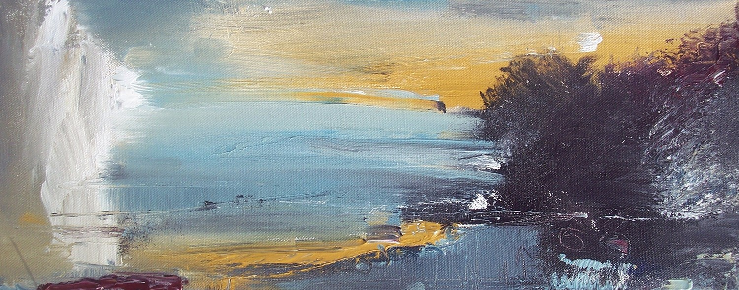 'Abstract' by artist Rosanne Barr