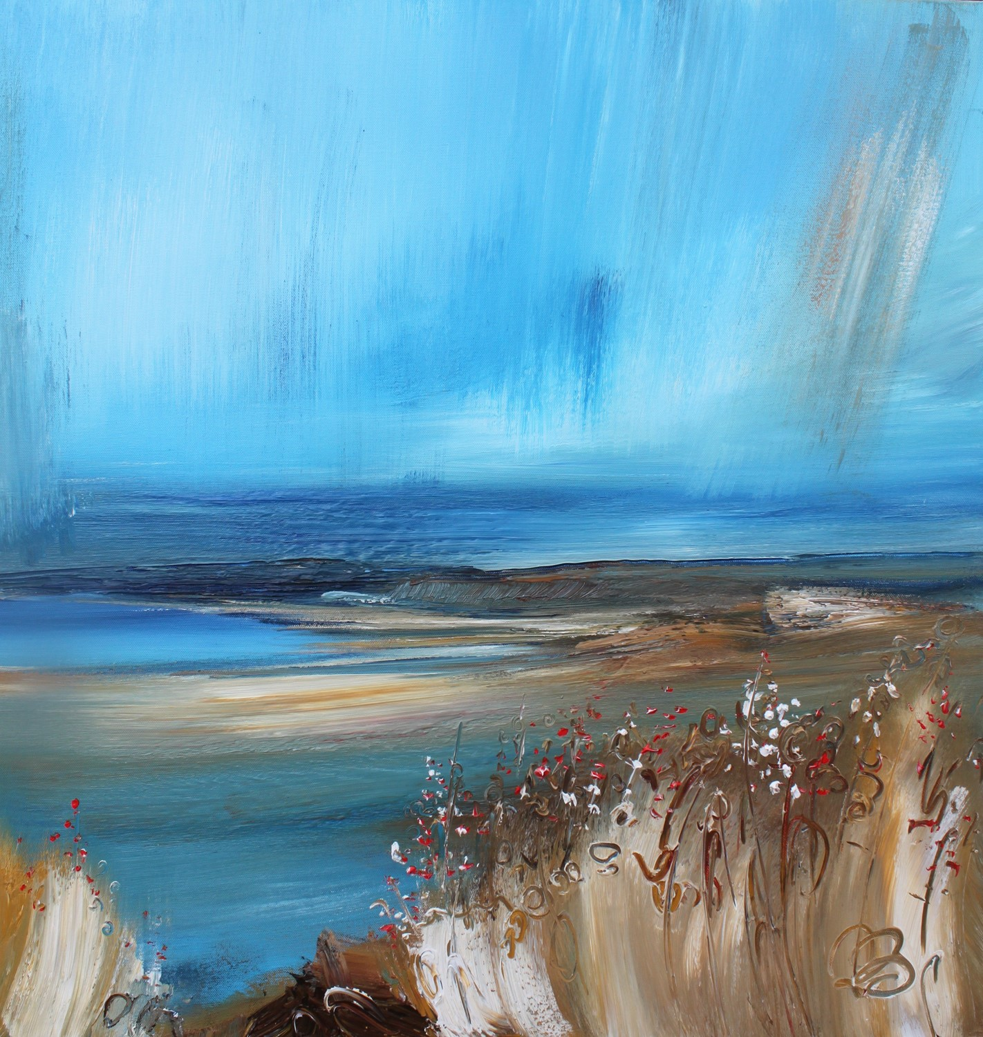 'Northern Coast' by artist Rosanne Barr