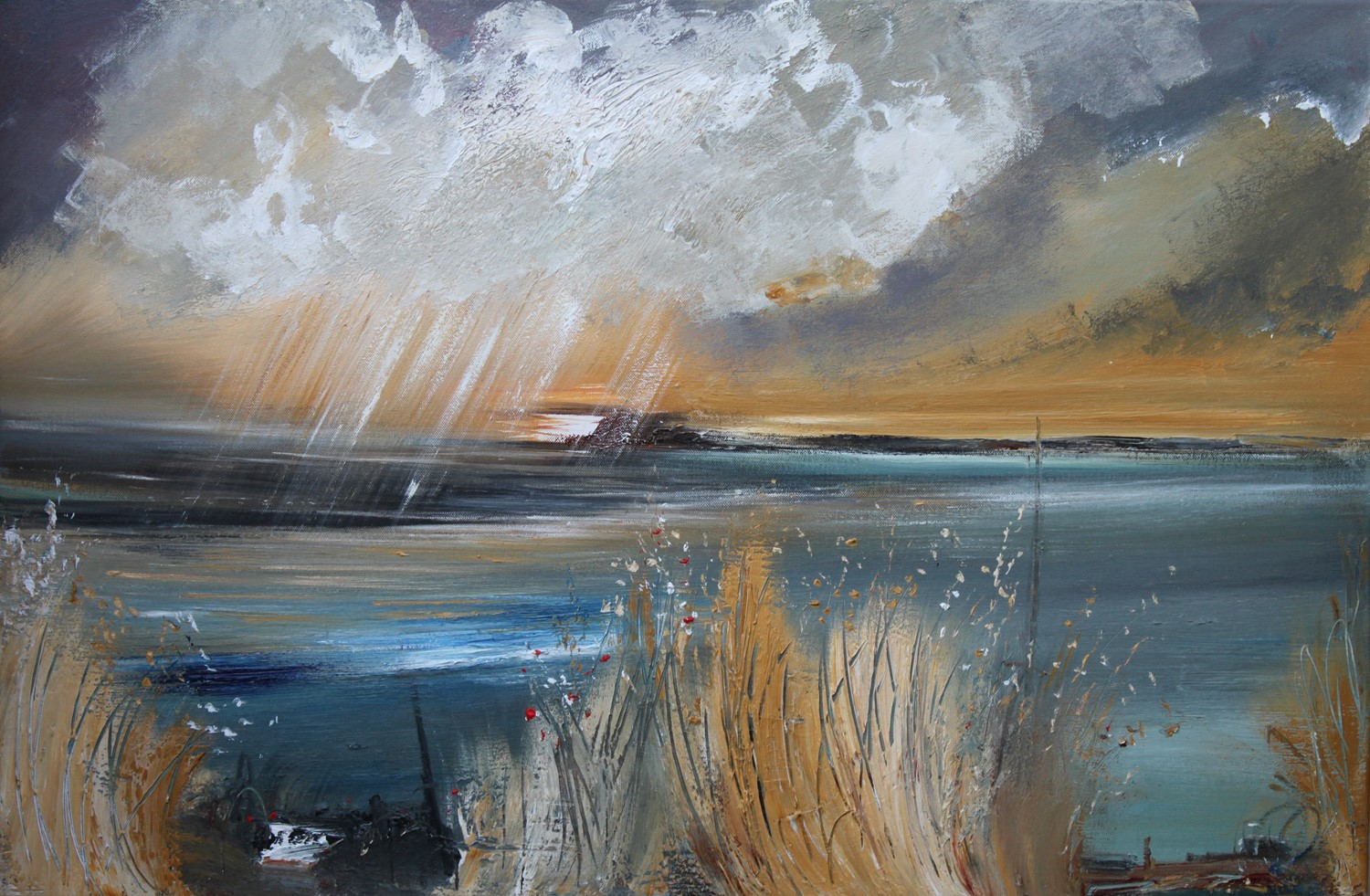 'Washed Ashore' by artist Rosanne Barr