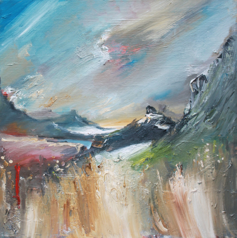 'Rambling' by artist Rosanne Barr