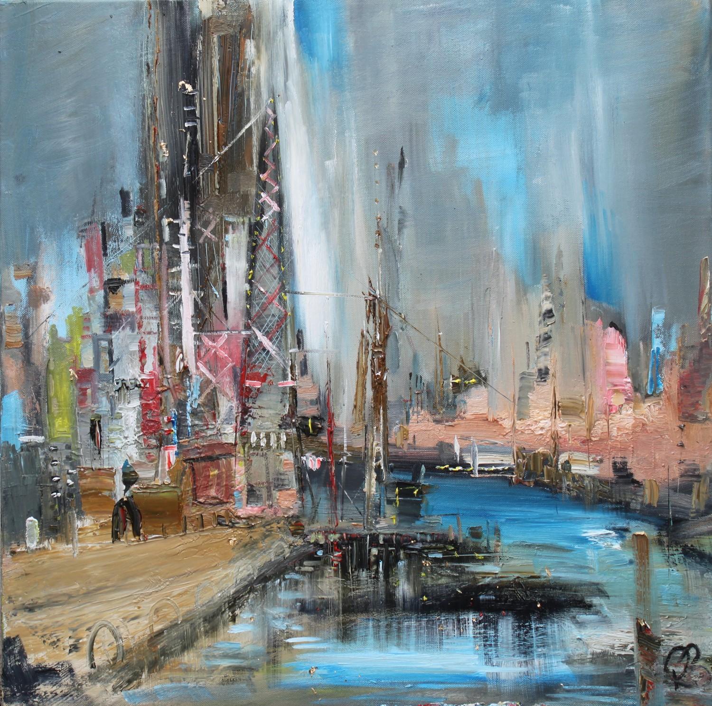 'Regeneration' by artist Rosanne Barr