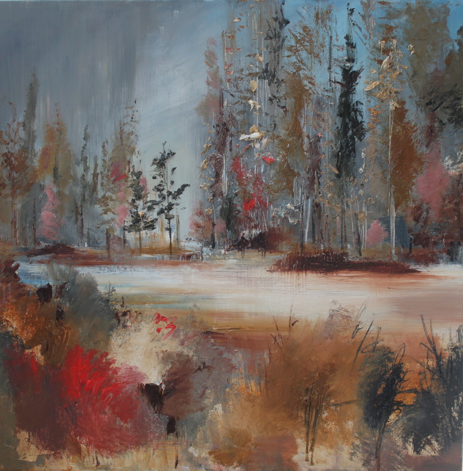 'Forrest Shades' by artist Rosanne Barr